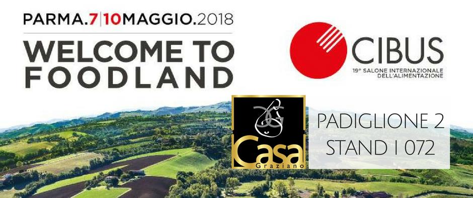 Casa Graziano a Cibus 2018 - Padiglione 2 stand I 072