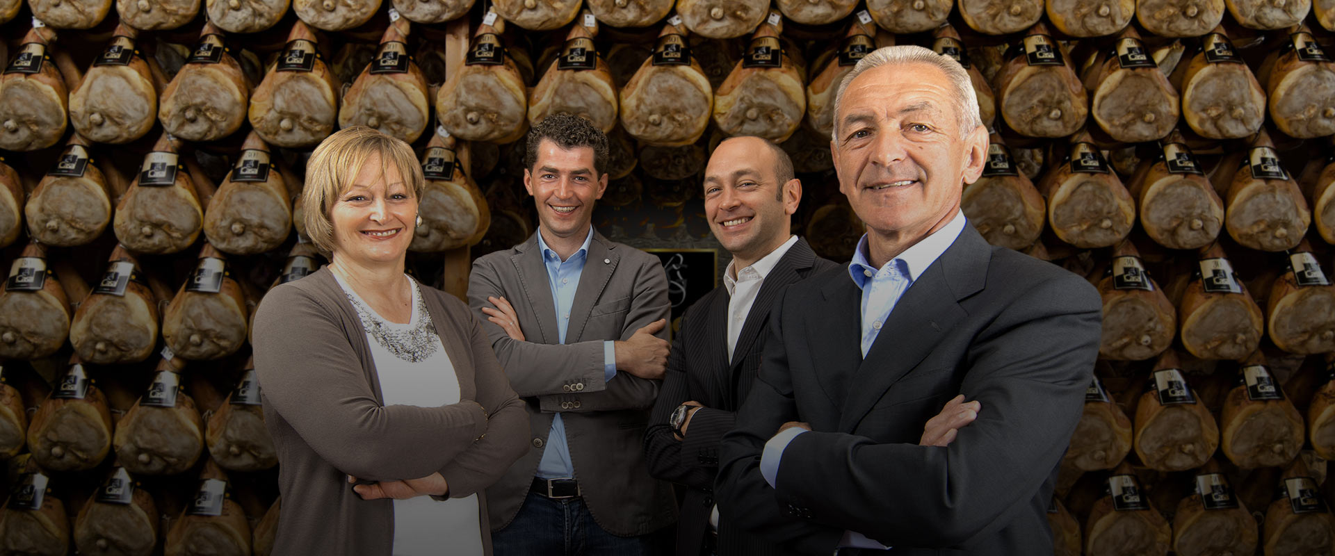 La Famiglia Casa produttori prosciutto artigianale